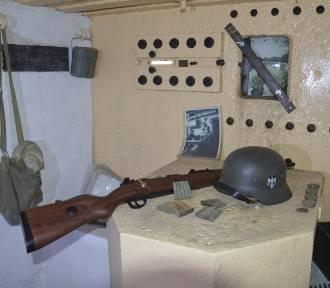 Głogów: Schrony Oderstellung 416 i 417. Zobacz od środka zamknięte na co dzień, poniemieckie fortyfikacje.