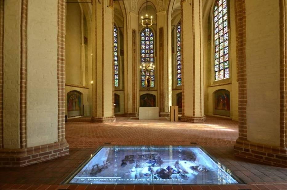 Projekt obejmujący renowację kościoła pw