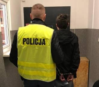 """19-latek poszukiwany listem gończym. Wpadł na bydgoskim """"londynku"""""""