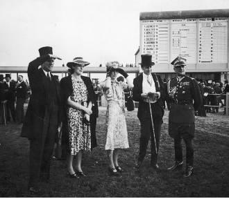Wyścigi konne, Warszawa - Tor Służewiec. Ponad 80 lat tradycji [HISTORYCZNE ZDJĘCIA]