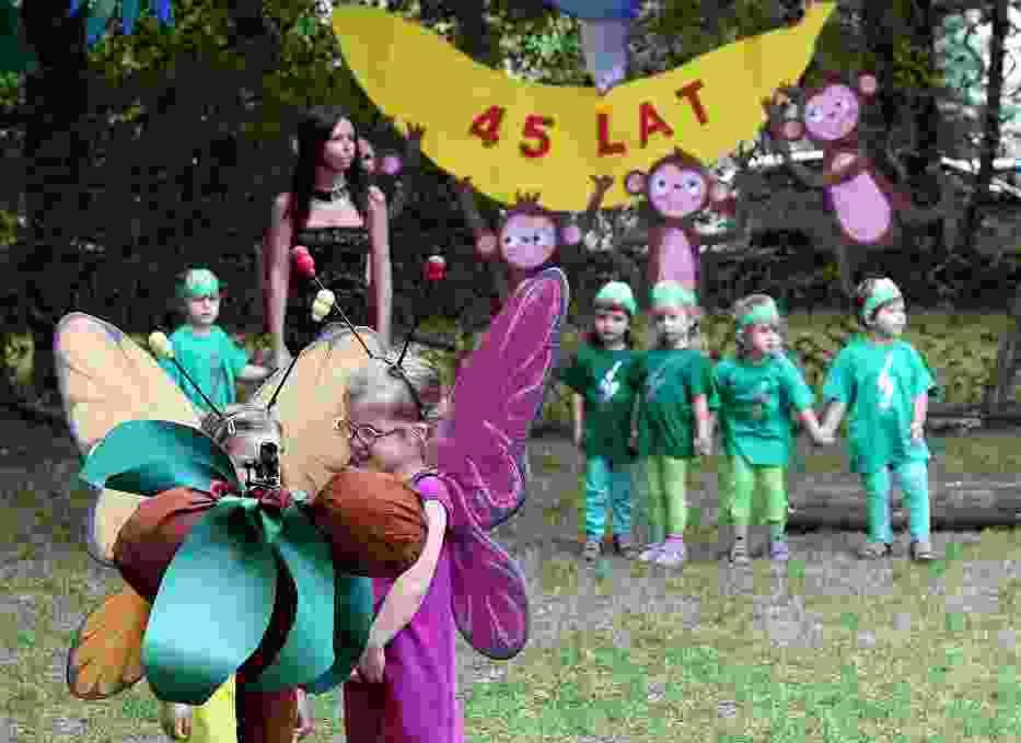 Przedszkole nr 130 w Łodzi obchodziło swoje 45-lecie. 10 czerwca 2015
