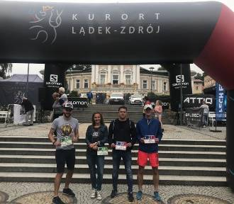 Biegacze z Piotrkowa startują w Dolnośląskim Festiwalu Biegów Górskich