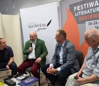 """Festiwal """"Zarzewie"""". Literackie święto w trzech odsłonach [ZDJĘCIA]"""