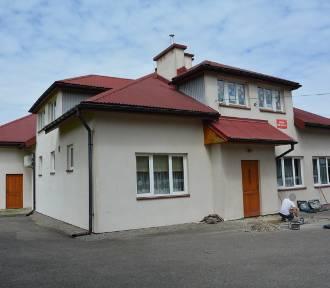 Remont Wiejskiego Domu Kultury w Trepczy [ZDJĘCIA]