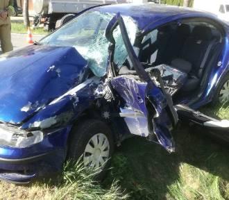 Wypadek w Ropie. Po poszkodowaną kobietę w ciąży leci śmigłowiec