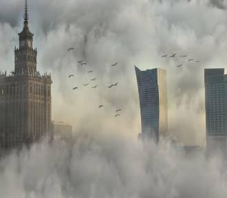 Jakość powietrza w Warszawie jest fatalna, ale gdzie na Mazowszu jest najwięcej smogu?