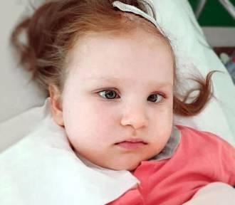 """""""Wyślij kartkę dla Marysi"""". 5-latka ze Świdnika walczy z nowotworem mózgu"""