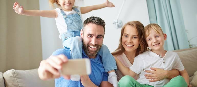 """""""Mama, Tata i ja!"""" Czekamy na Wasze zdjęcia!"""