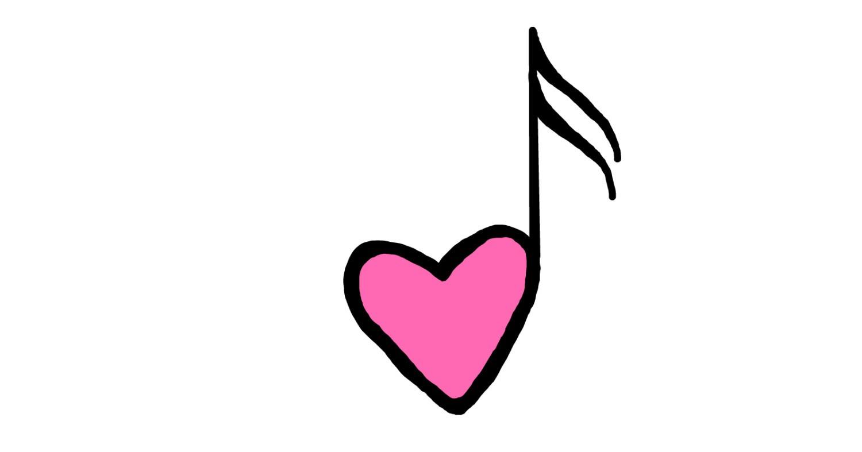 Serdeczna nuta (Heart Music Note)