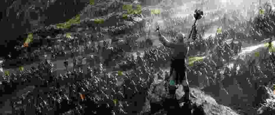 """Czy """"Hobbit. Bitwa pięciu armii"""" będzie najlepszym filmem Jackosna o Śródziemiu?"""