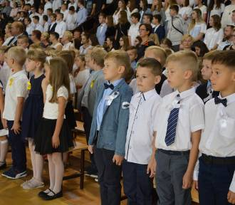 Rozpoczęcie roku szkolnego w SPOMS [ZDJĘCIA]