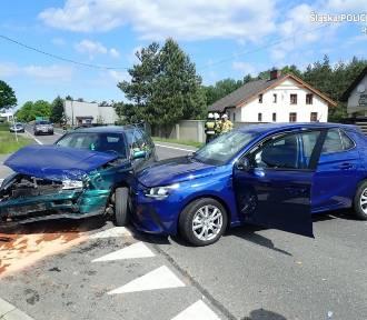 Wypadek w Gaszowicach. Ucierpiał dwuletni chłopczyk i 60-latka. Zobacz