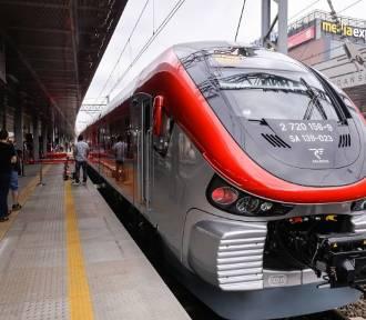 Nowy rozkład pociągów PolRegio od poniedziałku