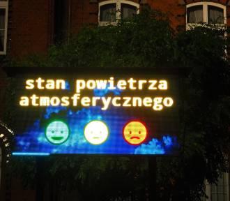 Każdy może sprawdzić jakość powietrza w Starogardzie Gdańskim ZDJĘCIA