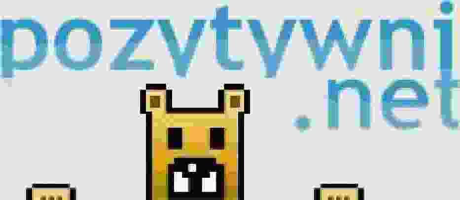 Logo portalu Pozytywni