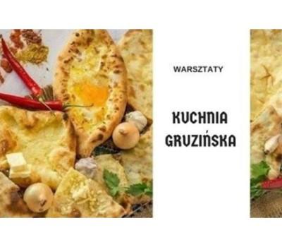 Warsztaty Kuchnia Gruzińska Browar Mieszczański Wrocław