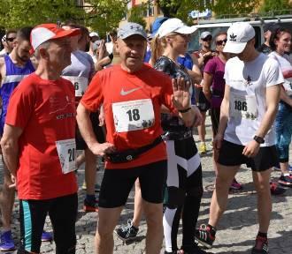 Niemal dwustu zawodników na trasie półmaratonu