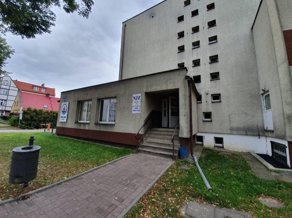 Konflikt w Szpitalu Puckim