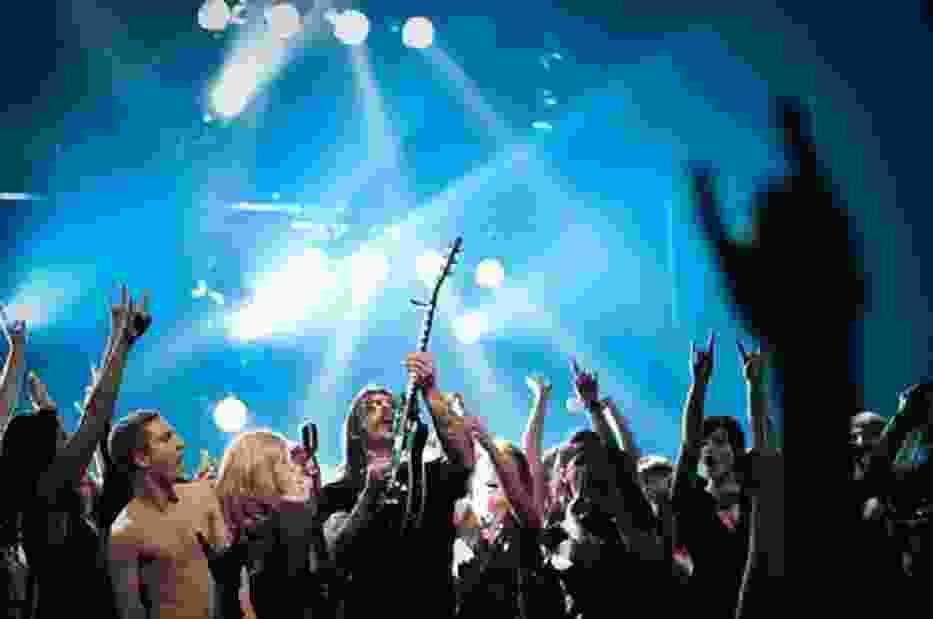"""Zdjęcie z koncertu """"Eagles Of Death Metal"""""""