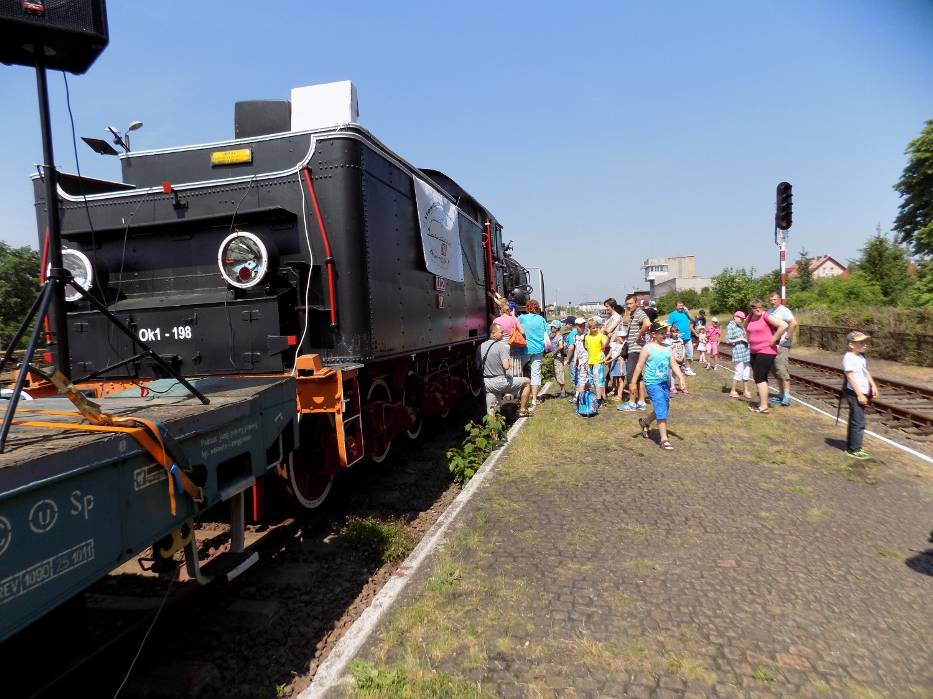 Dworzec PKP w Żaganiu