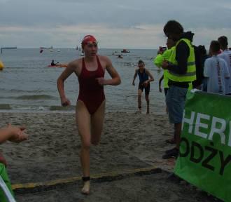 Alicja Krauze z MAL WOPR czwarta w aquathlonie Itaka Ironkids w Gdyni