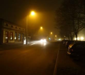 Ostrzeżenie przed silną mgłą. Utrzyma się do poniedziałku