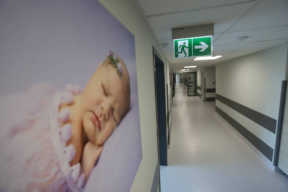 Porodówka GCZD w Katowicach