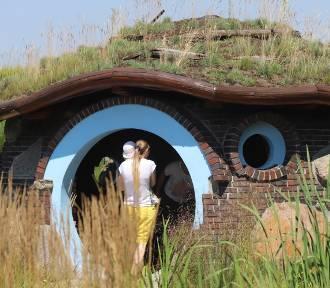 Ogrody Kapias w Goczałkowicach Zdroju jak w hobbickim Shire