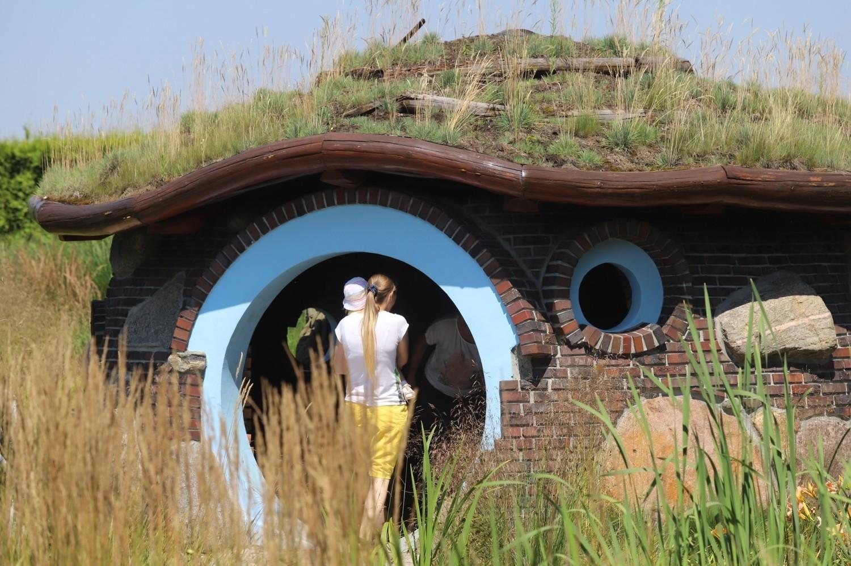 Ogrody Kapiasów w Goczałkowicach Zdroju Zobacz kolejne zdjęcia