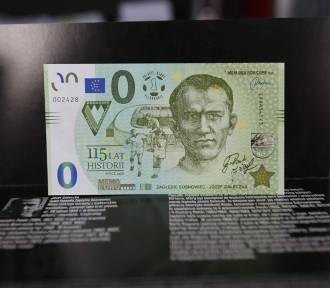 Józef Gałeczka: Ja mam banknot z podobizną, a młodzi mają za dużo zwyczajnych