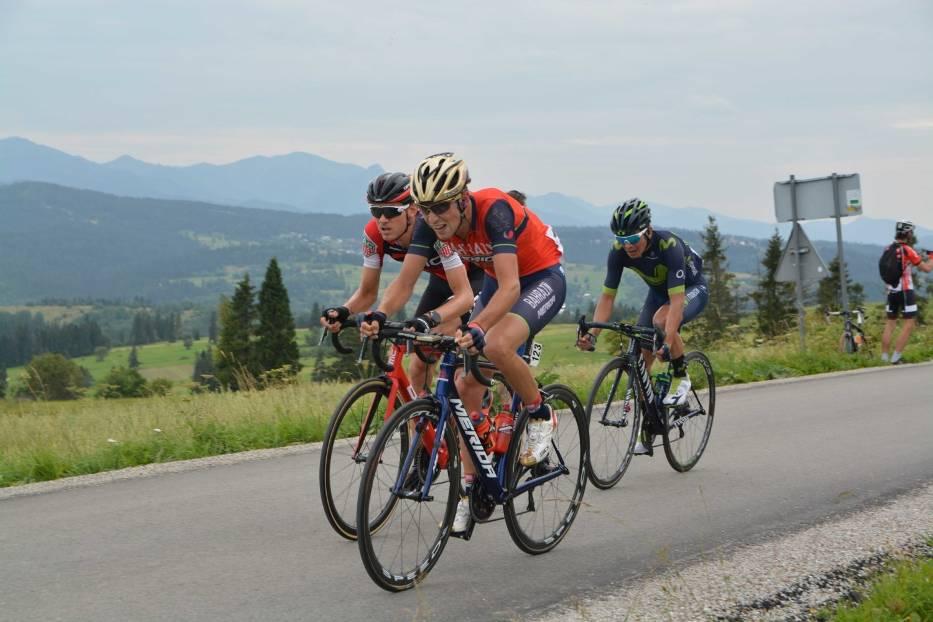 Tour de Pologne 2017 Bukowina Tatrzańskia