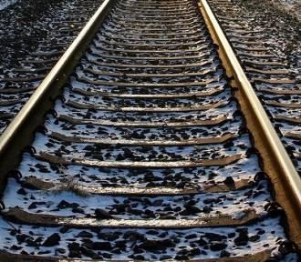 Pociąg potrącił pieszego niedaleko Garbar