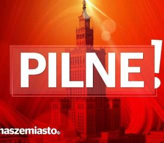 Uwaga podróżni! Wypadek na trasie Poznań Główny- Wolsztyn!
