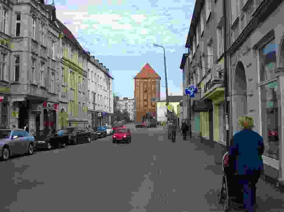Centralna ulica miasta