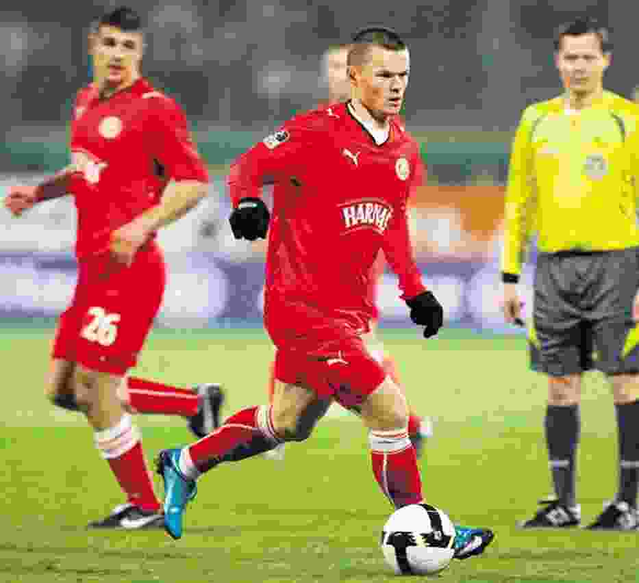 Darvydas Sernas już wyjechał na święta na rodzinną Litwę