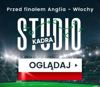 Studio Kadra przed meczem finałowym Euro 2020