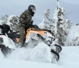 Zimowe szkolenie dla funkcjonariuszy BiOSG [ZDJĘCIA]