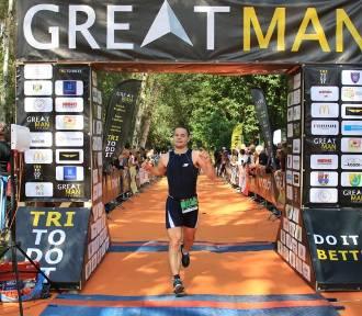 Triathlonowa Trylogia: Zakończenie cyklu w Kościanie [ZDJĘCIA]