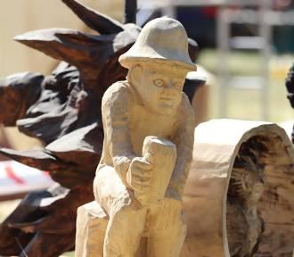 Międzynarodowe Mistrzostwa Polski w Rzeźbieniu w Drewnie w Łojewie [wyniki, zdjęcia]
