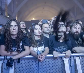Behemoth zagrał w Poznaniu. Nergal na MTP [ZDJĘCIA]
