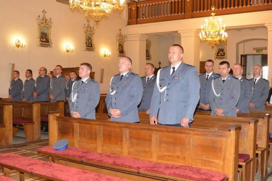 Święto policji w Radziejowie