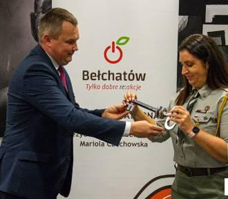 Harcerze z całego województwa spotkali się w Bełchatowie. Zostaną tu do niedzieli