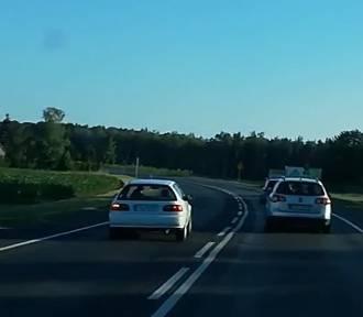 Uwaga, piraci na drogach województwa [wideo]