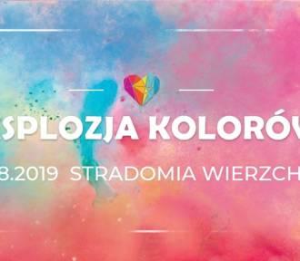 Eksplozja kolorów w Stradomi Wierzchniej!