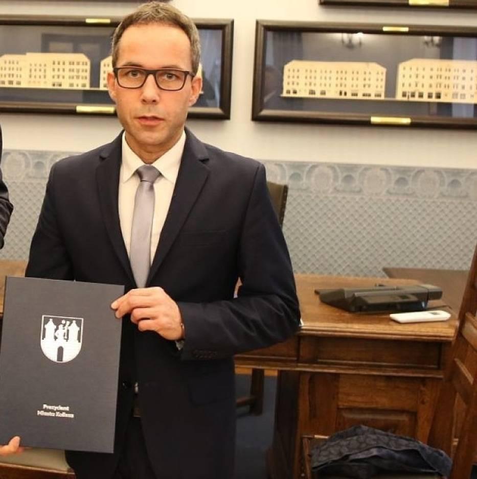Mateusz Podsadny, wiceprezydent Kalisza
