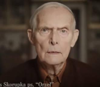 98-letni płk AK Witalis Skorupka ps. Orzeł zachęca Polaków do zaszczepienia się