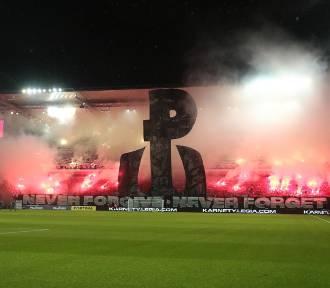 UEFA znowu ukarała Legię. Oprawa dotycząca Powstania kontrowersyjna?
