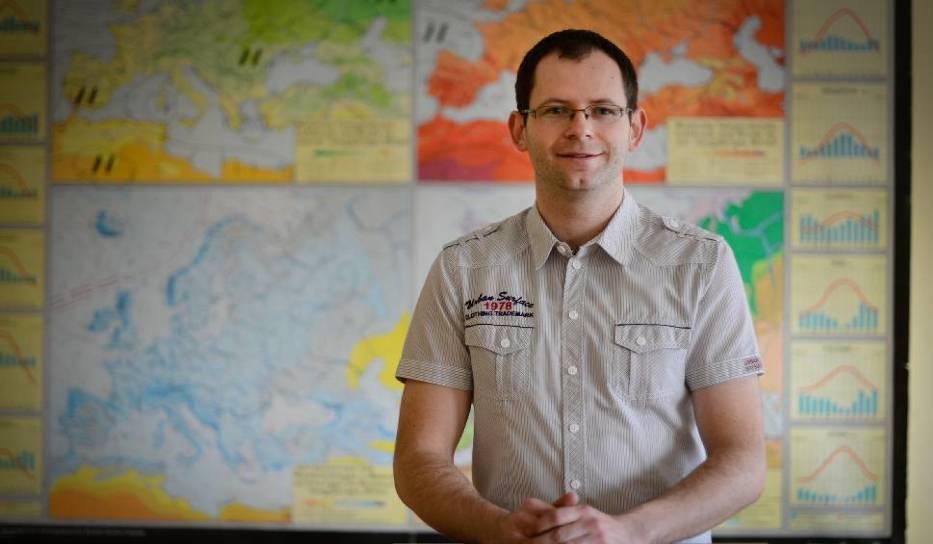 Rozmawiamy z Rafałem Maszewskim, toruńskim klimatologiem, meteorologiem oraz prowadzącym portal pogodawtoruniu