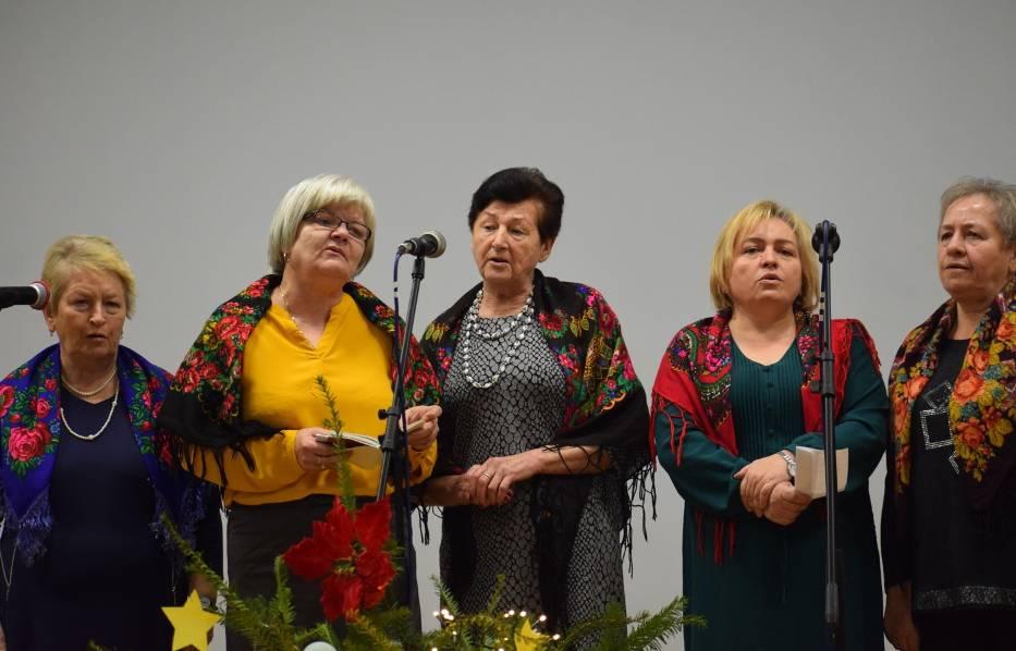 Sieradzki koncert kolęd Kół Gospodyń Wiejskich