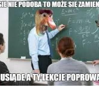 Memy o nauczycielach, uczniach i szkole. Z czego śmieją się internauci? (FOTO)